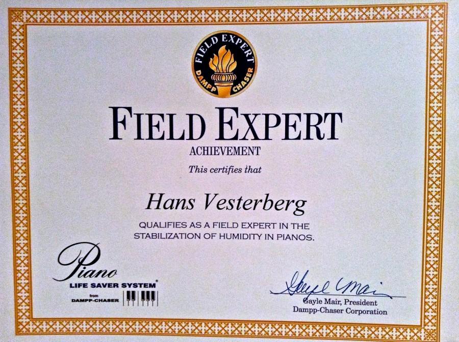 field expert