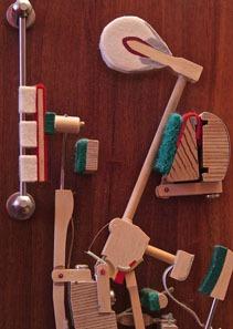 Piano Hammer Model