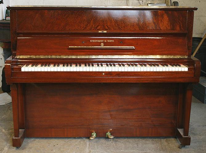Steinway U Piano
