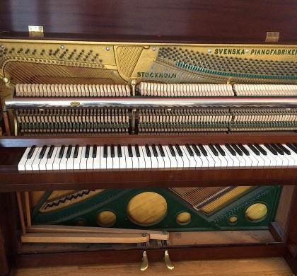 Missljud från pianot?