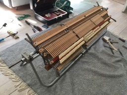 Pianots mekanik