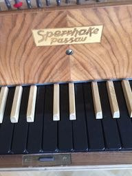 Cembalon – ett sällsynt ovanligt instrument